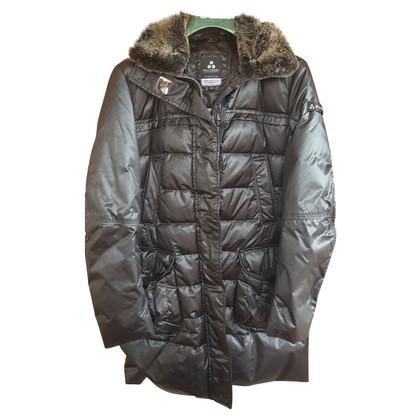 Peuterey Vest met capuchon / Fur