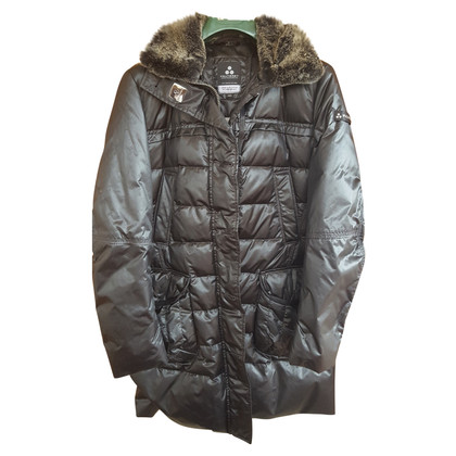 Peuterey Jacket with hood / fur