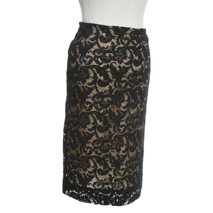 Prada skirt made of lace