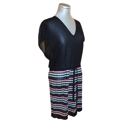 Missoni Knitted dress with pattern