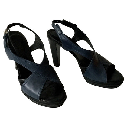 Hogan Sandals with platform sole