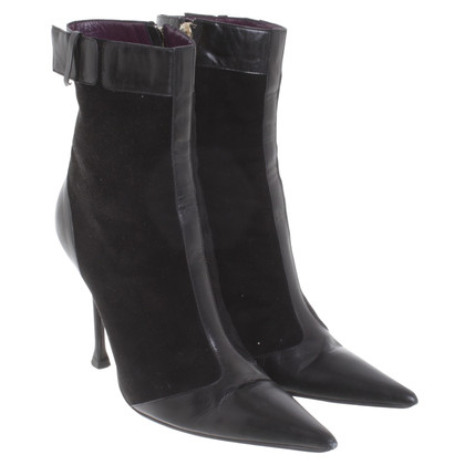 Escada Ankle boots in black