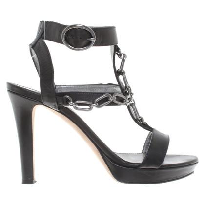Hugo Boss Sandals in black