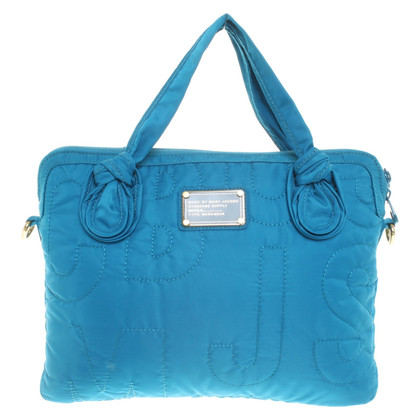 Marc by Marc Jacobs Borsa per laptop in turchese
