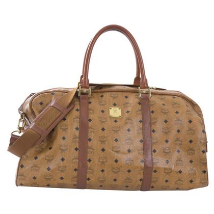 MCM overnight bag
