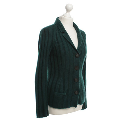 Iris von Arnim Cardigan in verde