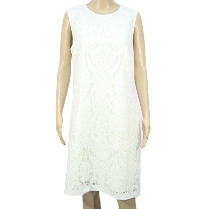 Barbara Schwarzer Dress in white