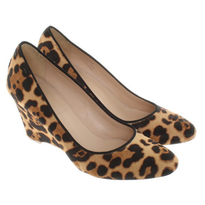 J. Crew pumps Wedge