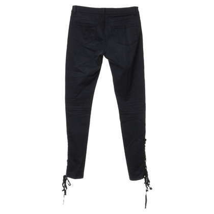 Hunky Dory Trousers in dark blue