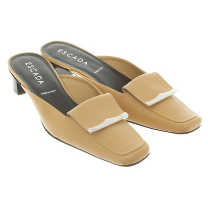 Escada geopend Slipper