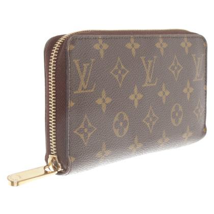 Louis Vuitton Portemonnaie mit Monogramm