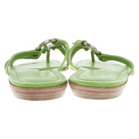 Tod's Sandals in green