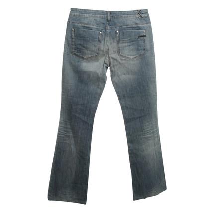Karl Lagerfeld Jeans délavé