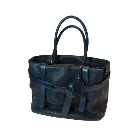 Reed Krakoff Boxer Bag in Petrol Petrol Günstig Kaufen 100% Original Große Überraschung Verkauf Online zdj0ZSdu