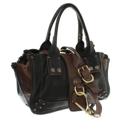 Chloé Handbag in black / brown