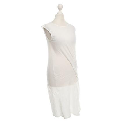 Ann Demeulemeester Sommerkleid in Weiß