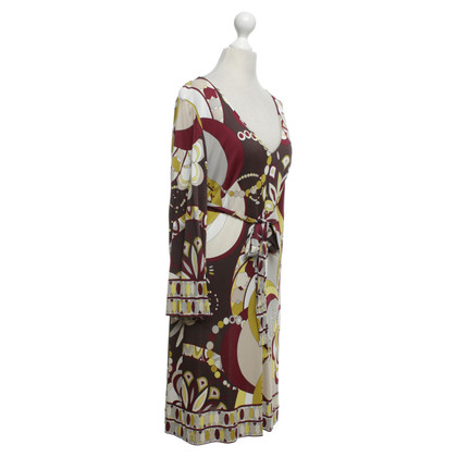 Emilio Pucci Dress in hippie style