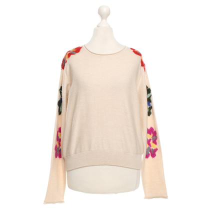 Chloé Sweater with flowers
