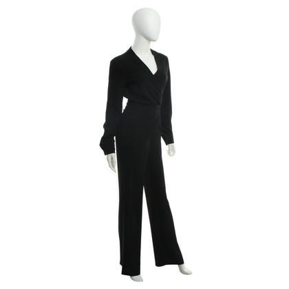 Diane von Furstenberg Jumpsuit in black
