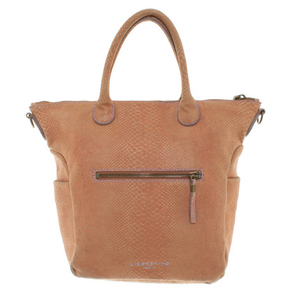 Other Designer Liebeskind - Handbag in Apricot