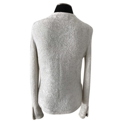 Chanel Cardigan in white