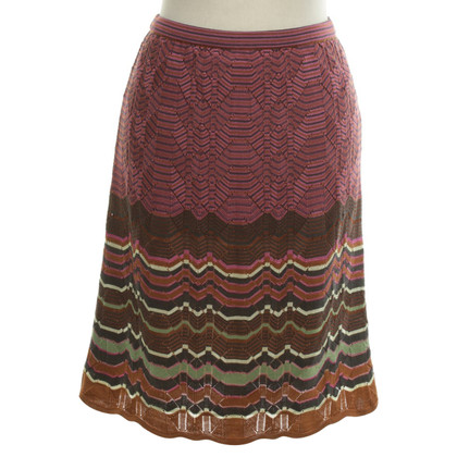 Missoni Summer skirt with multi-color