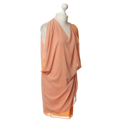 Acne Dress in apricot/Orange