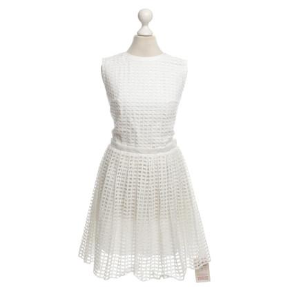 Carven Dress in white
