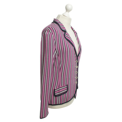 Bruno Manetti Blazer met patroon