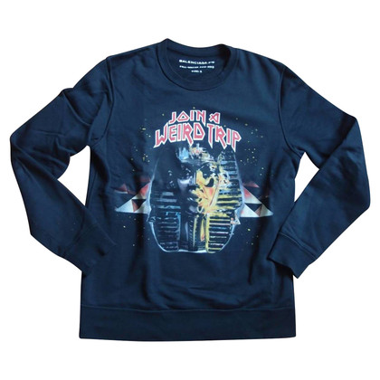 Balenciaga Black sweatshirt