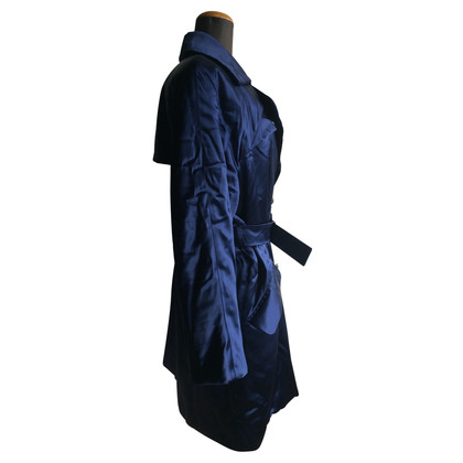 Alberta Ferretti Coat in blue