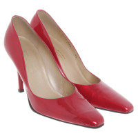 Russell & Bromley pumps in rosso