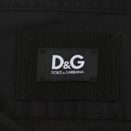 D Schwarz amp;G amp;G Schwarz Bluse in D zW8qw0