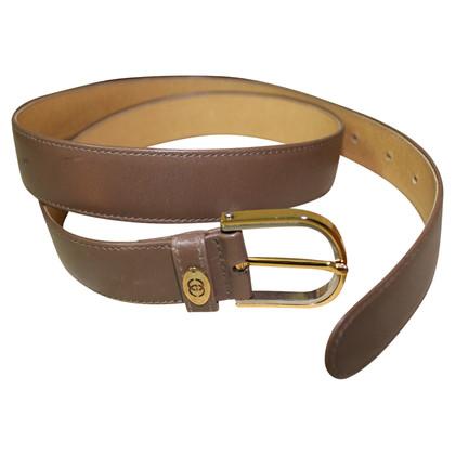 Gucci Cintura in Brown