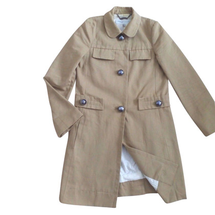 See by Chloé Trench coat in the military look