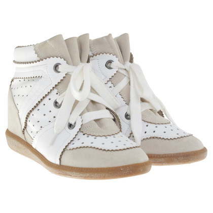 Isabel Marant Sneaker in white