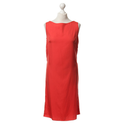 Anne Valerie Hash Dress in red