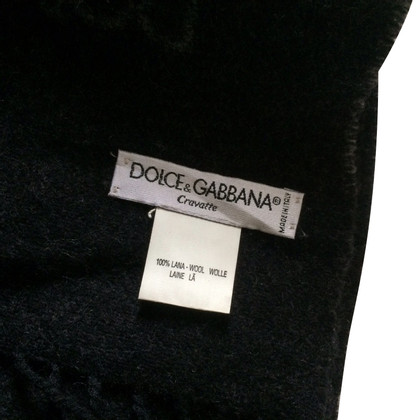 Dolce & Gabbana wollen sjaal