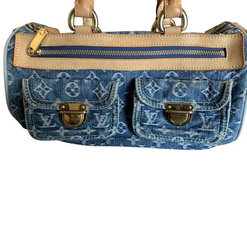 Louis Vuitton Neo Speedy denim monogram - Acheter Louis Vuitton Neo ... 6ded6186172