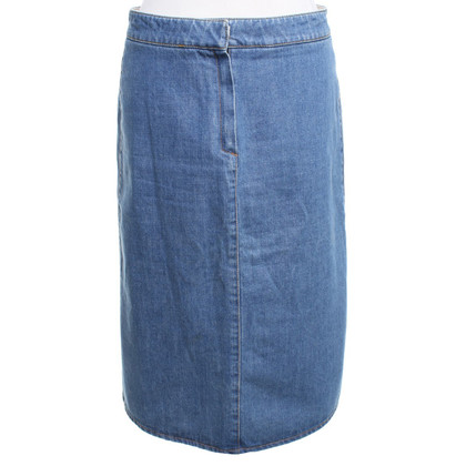 Stella McCartney Jeans skirt in blue