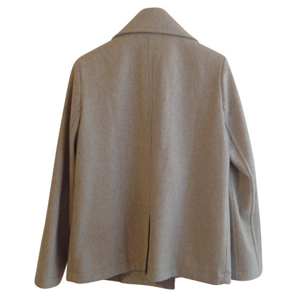 Stefanel Caban jacket in grey