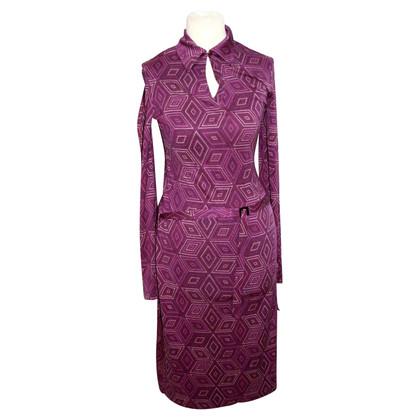 Diane von Furstenberg Kleid aus Seidenjersey