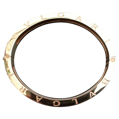 """Bulgari """"B Zero 1 Solid Gold"""" Bracelet"""