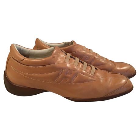 Hogan Sneakers Beige