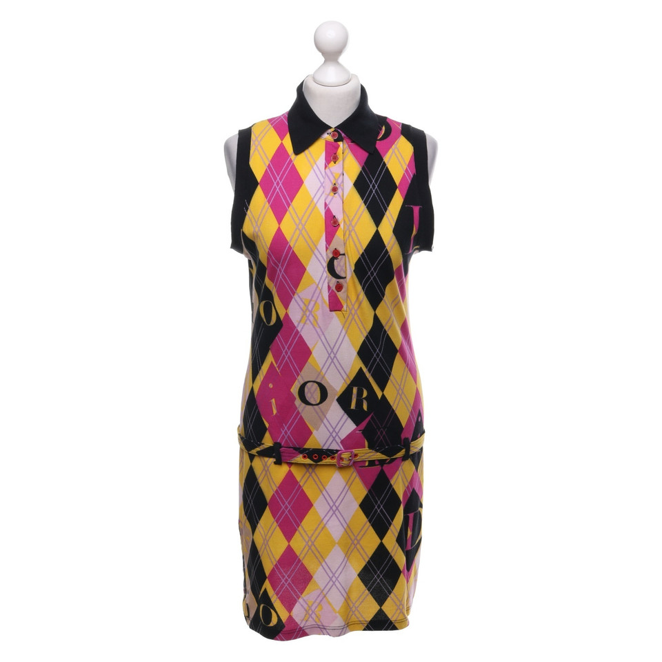 Christian Dior Dress with pattern