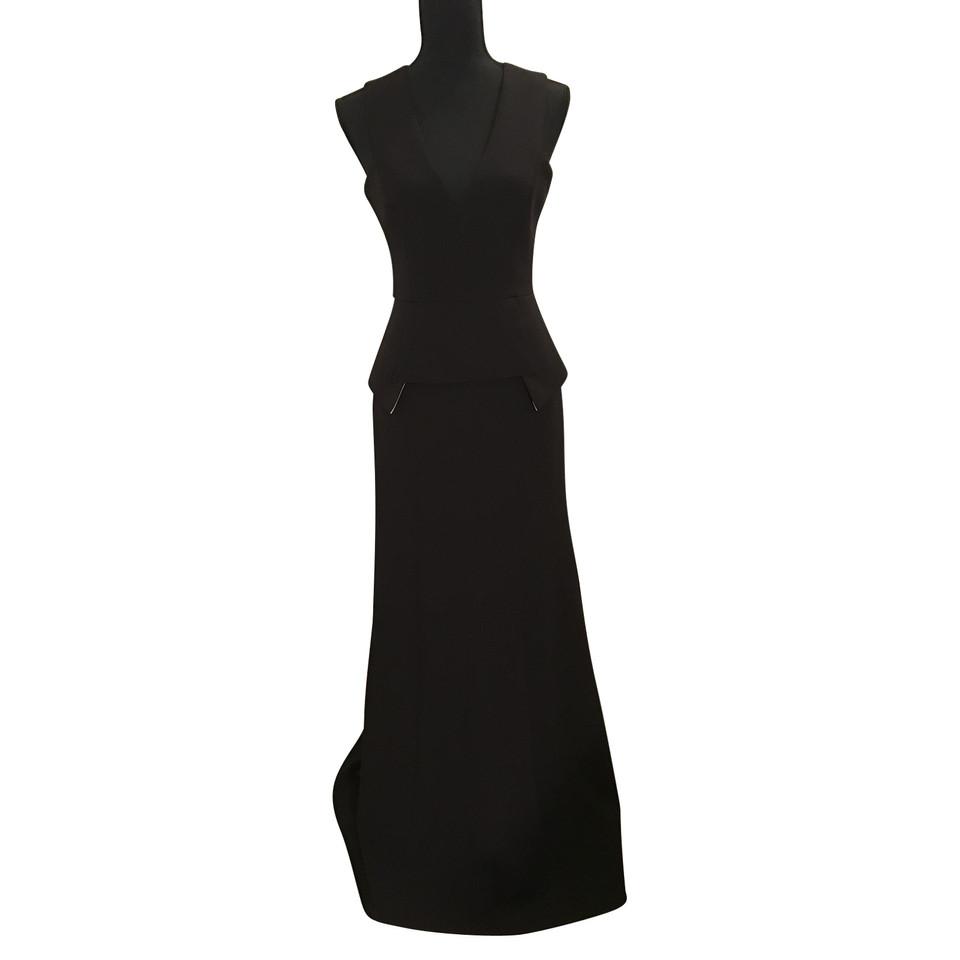 Max Azria robe de soirée noire
