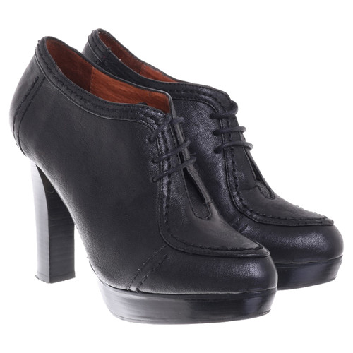 7b6d641087b05 Other Designer Lola Cruz - Ankle Boots in Black - Second Hand Other ...