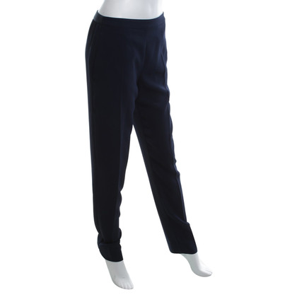 Maison Martin Margiela trousers in blue