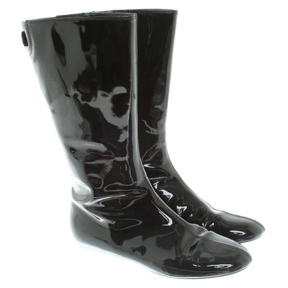 Burberry Boots made of patent leather