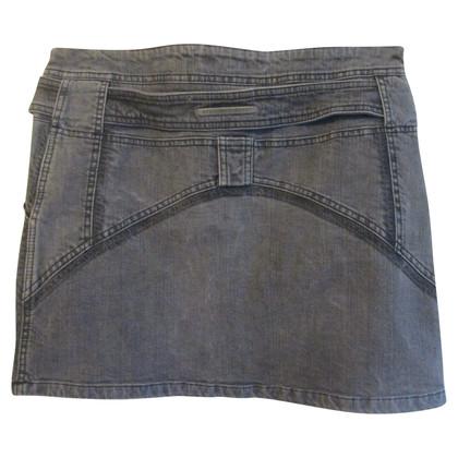 Stella McCartney mini-jupe en jean